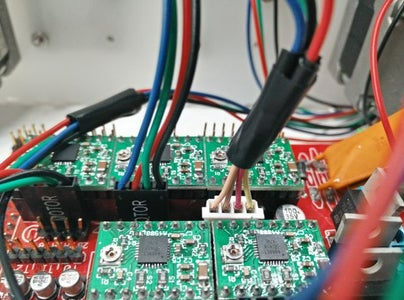 Wire Motors to the RAMPS Board