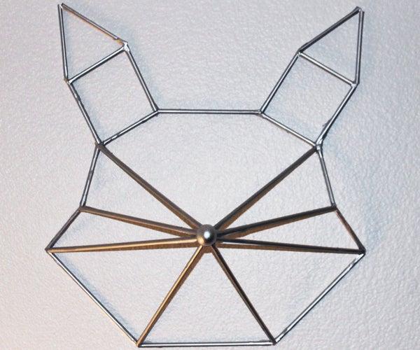 Rabbit Head Trophy