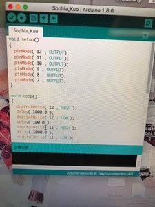 Arduino Code and Extra Photo!