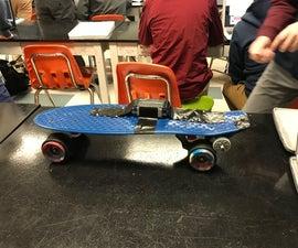 Electric Penny Board V1