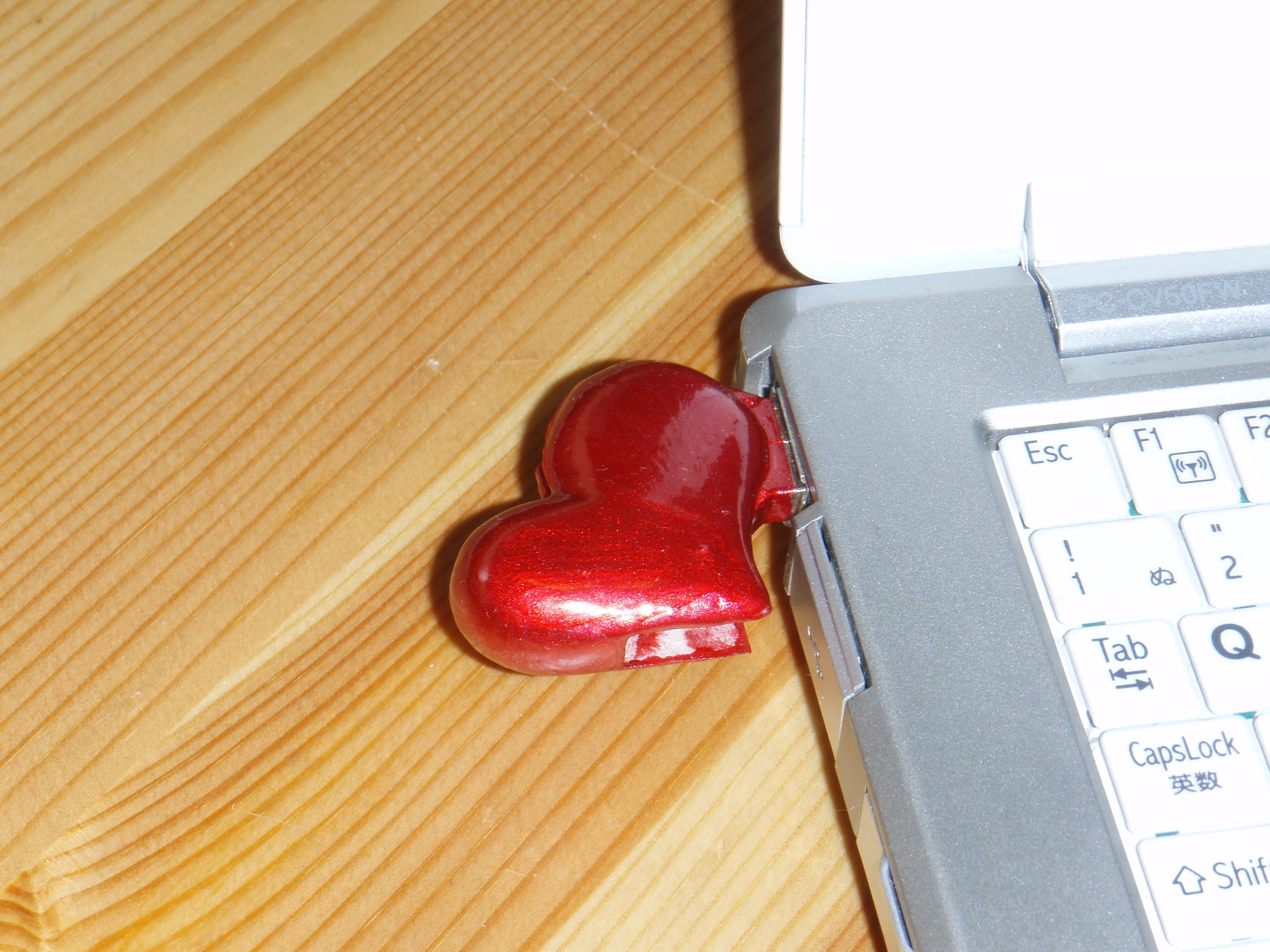 Picture of Test the USB Flash Drive