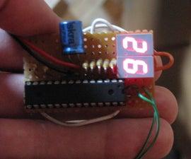DIY Digital Thermometer