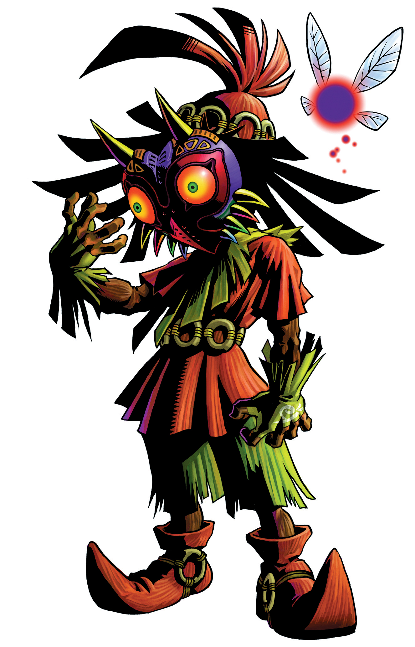Picture of Skull Kid