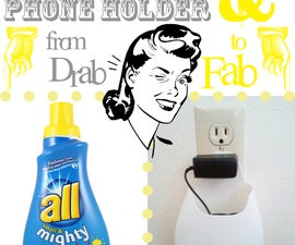 FREE Recycled Mod Cell Phone Caddy