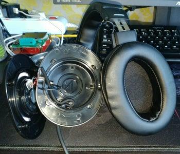 Taking Headphones Apart