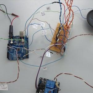 Power LEDs Circuitry