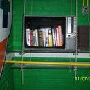 TV Book Shelf