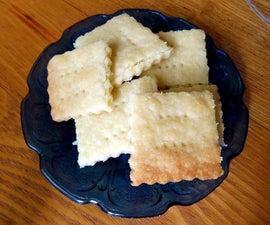 Mom's Small Batch Shortbread
