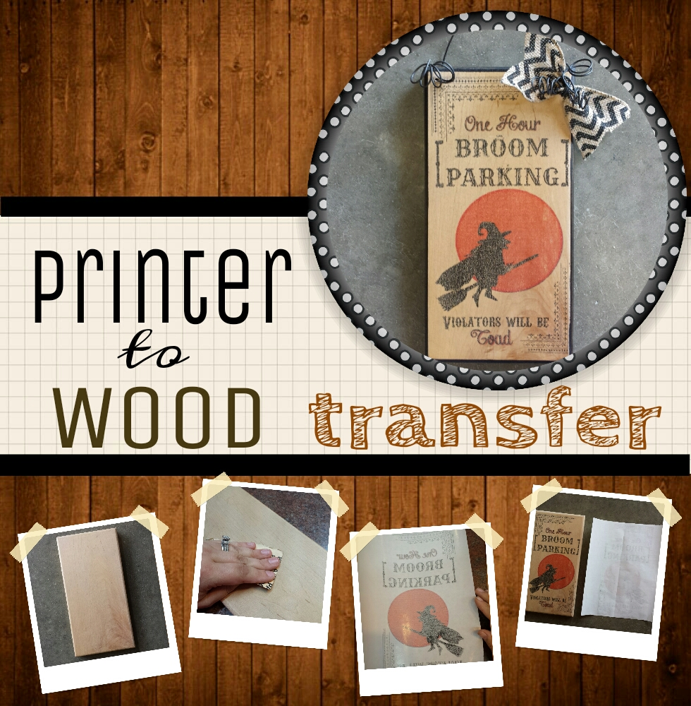 Image Transfer to Wood: 10 Steps (with Pictures)