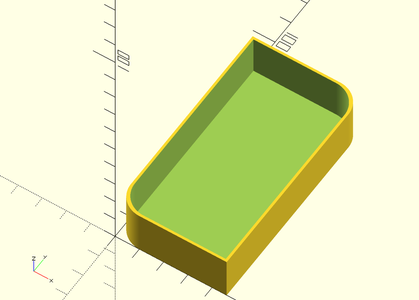 Cutting the Box - Understanding OpenSCAD Difference()