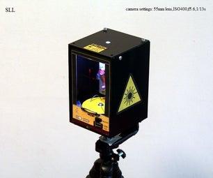 Make a Self Level Laser (SLL)