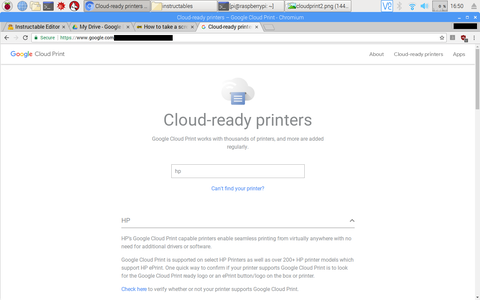 Printing by Email and Cloud Printing