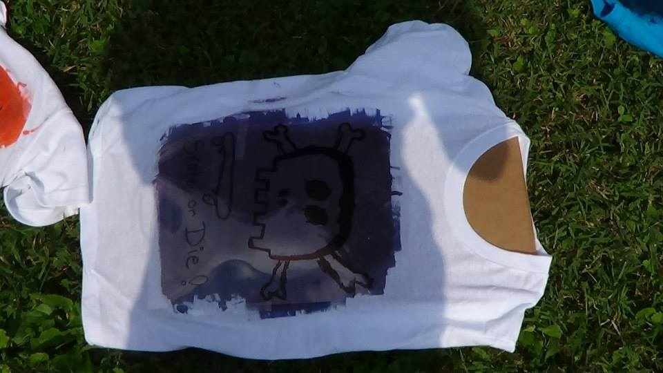 Picture of Lumi Canvas or T-shirt
