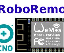 RoboRemo ESP8266 Easy Control