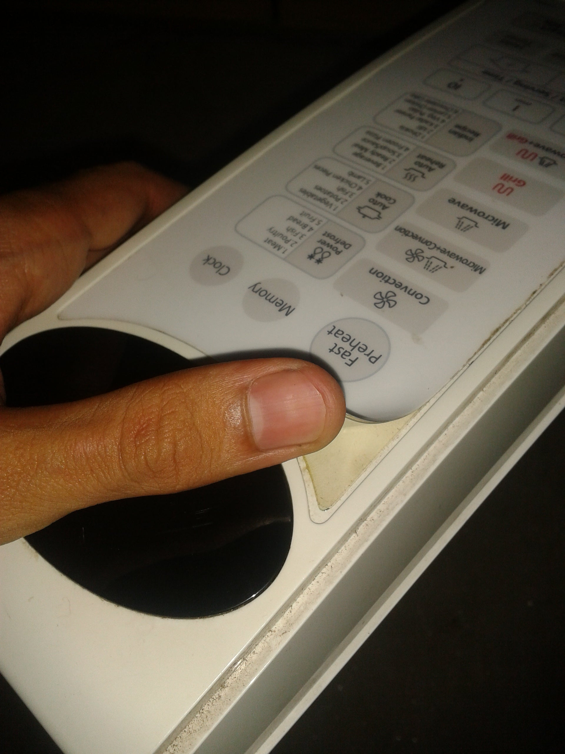 Replacing A Membrane Keypad With Microswitches 6 Steps
