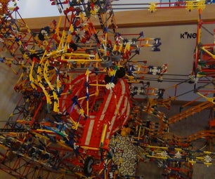 Excalibur Knex Ball Machine