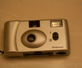 Hacking the Walgreens Forever camera for near free film