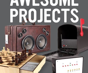 RadioShack Presents 22 More Awesome Projects