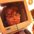 Computer Head Costume (aka Late 90s Cyborg)