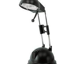 Convert Desk Lamp to Led Bulb.