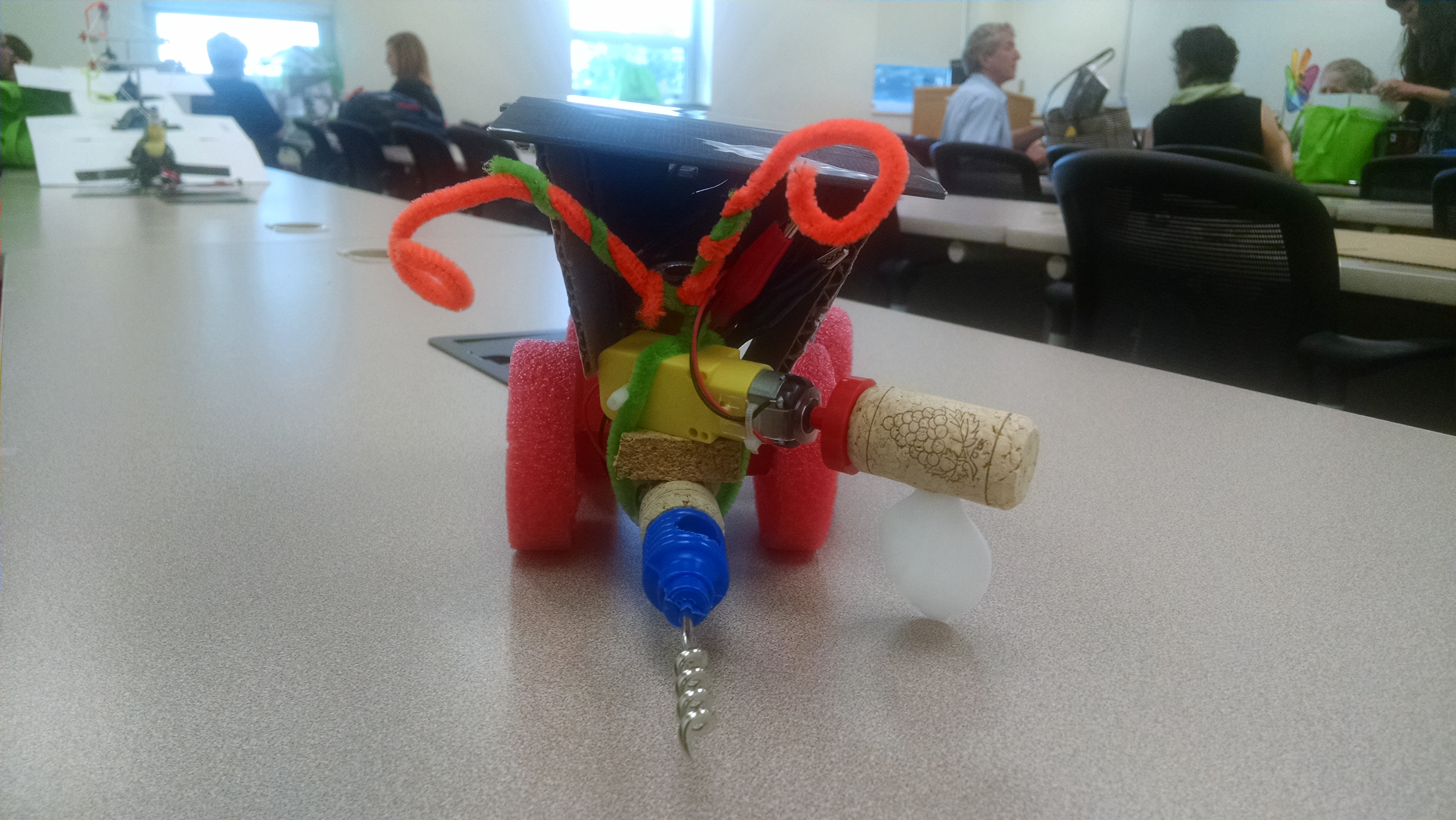 Picture of Solar Bug Borer