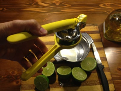 Make Your Own Lime Juice