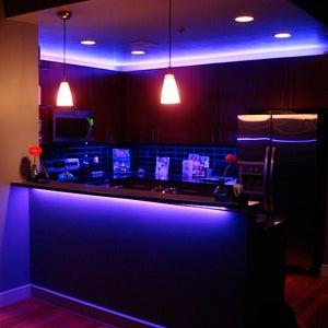 LED Strip in Kitchen!
