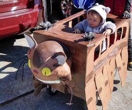 Catbus Halloween Ride