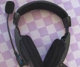 Bluetooth-FM-Phone Headset