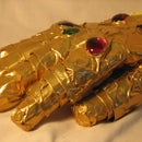 duct tape infinity gauntlet