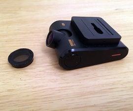 Circular Polarizing Lens (CPL) for Roav C1 Dashcam