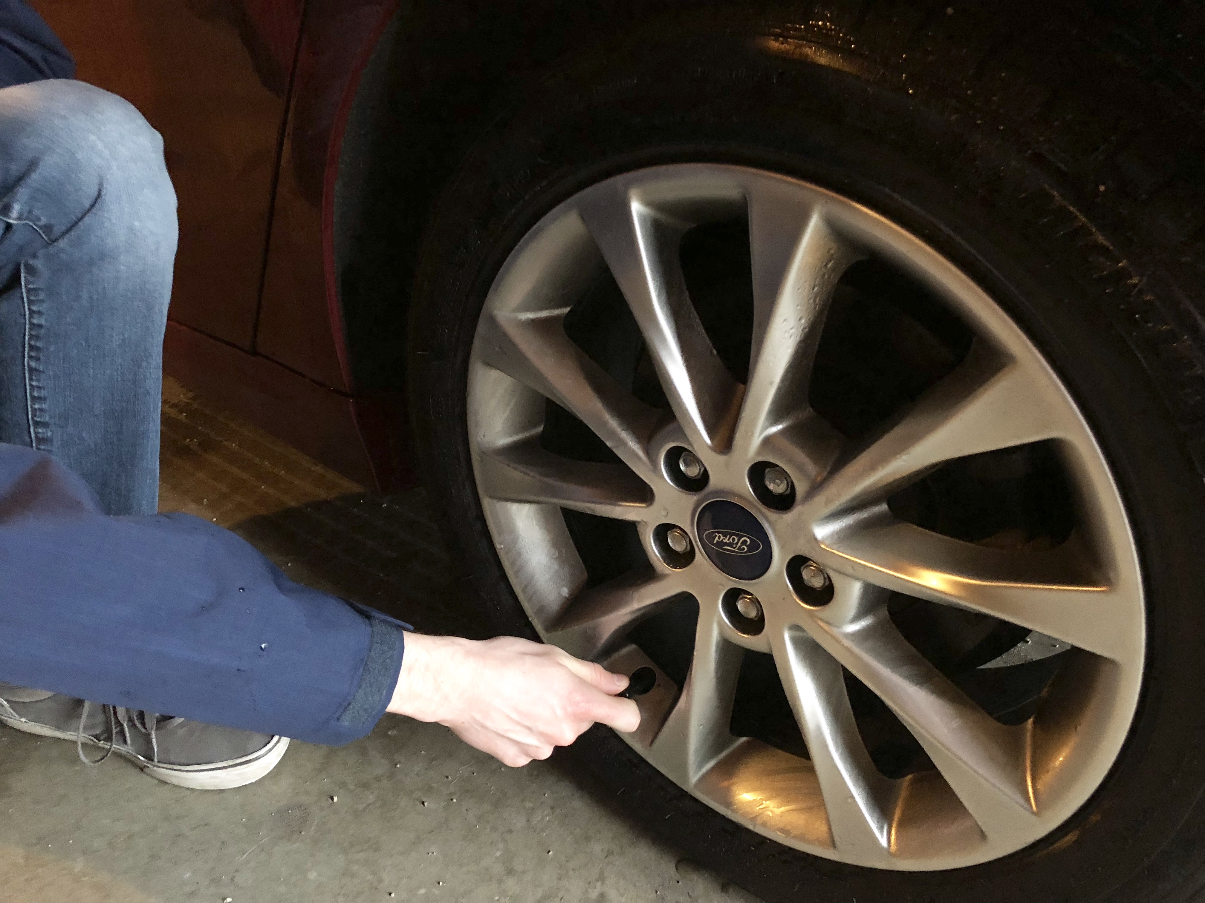 Picture of Check Your Tires