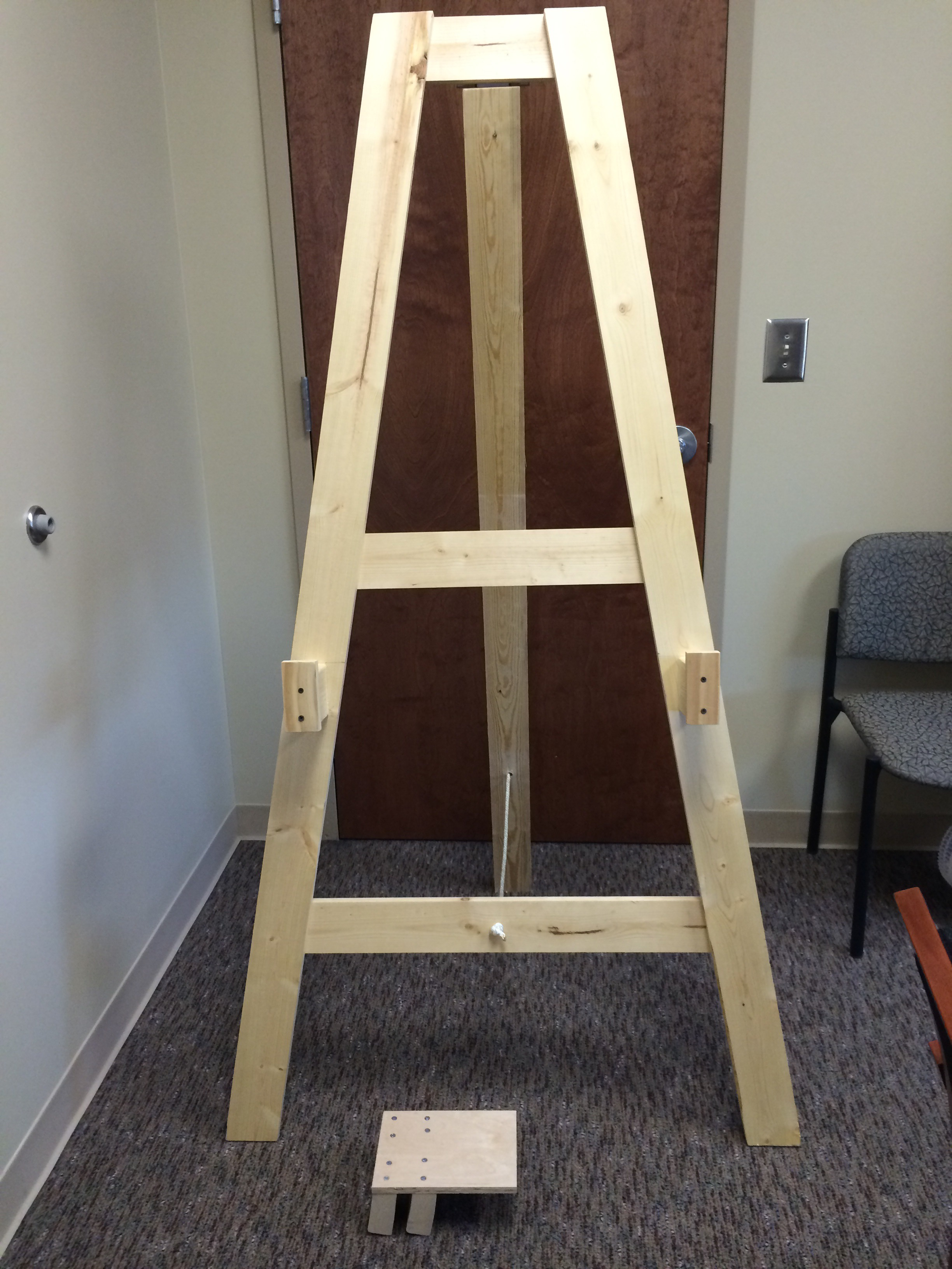 Picture of Big Screen Easel Stand