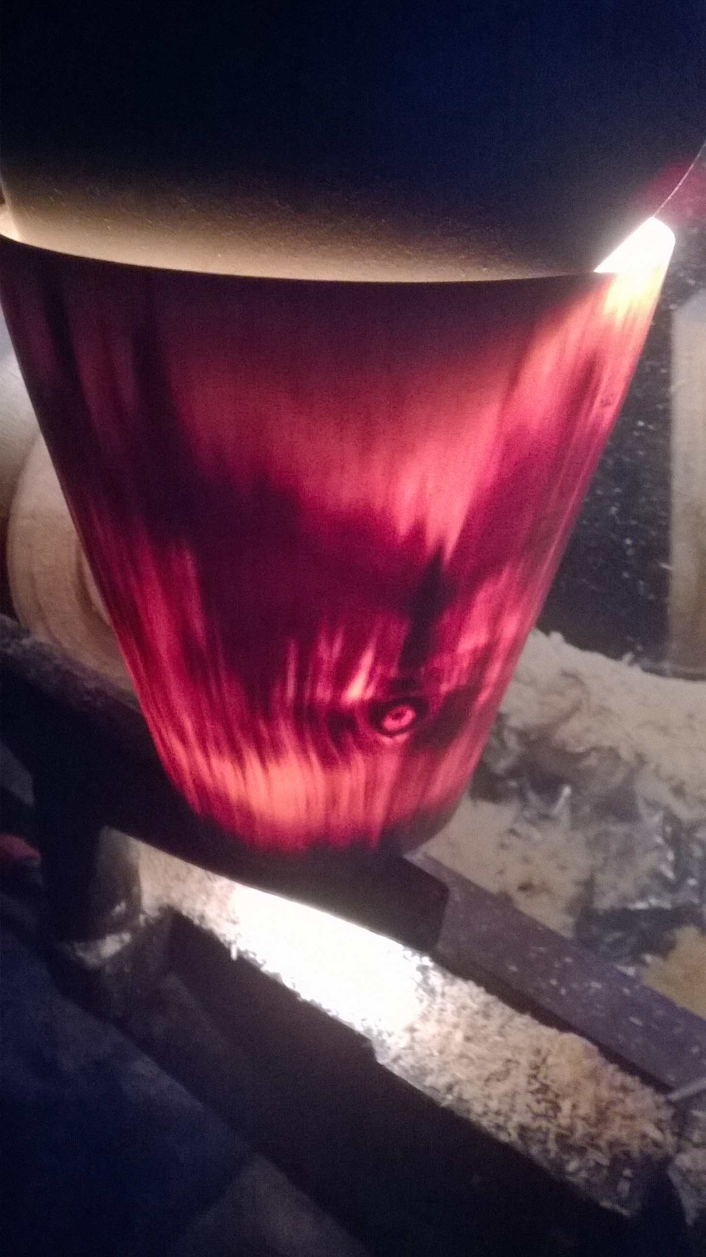 Picture of The Finished Lampshade