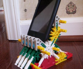 K'nex iPod Touch Dock/Stand.