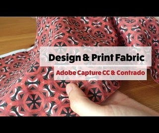 Design and Print Fabric