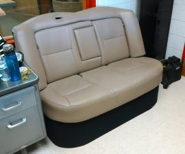 gear head bench seat