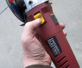 Harbor Freight Grinder Rescue