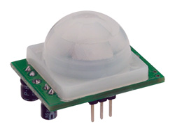Picture of Setup the Parallax PIR Motion Sensor
