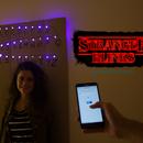 Stranger Blinks: send messages from the Upside-Down