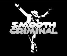 """Easy Michael Jackson on Guitar: """"Smooth Criminal"""""""
