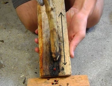 Methods With Wooden Stick