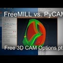 Intro to Free 3D CAM Options (pt. 1)