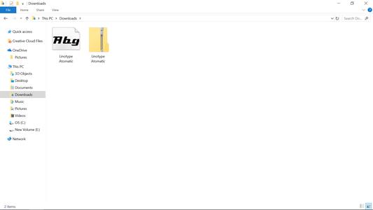 Convert the File!