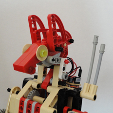 Picture of R/C LEGO® Dart Shooter Droid