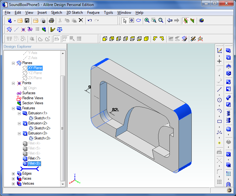 Picture of 3D Modelling Step 4