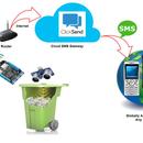 SmartBin Using Netduino 3 WiFi & ClicksendSMS Gateway