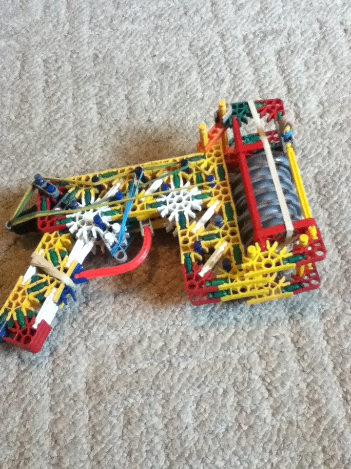 Picture of Knex Wheel Shooter