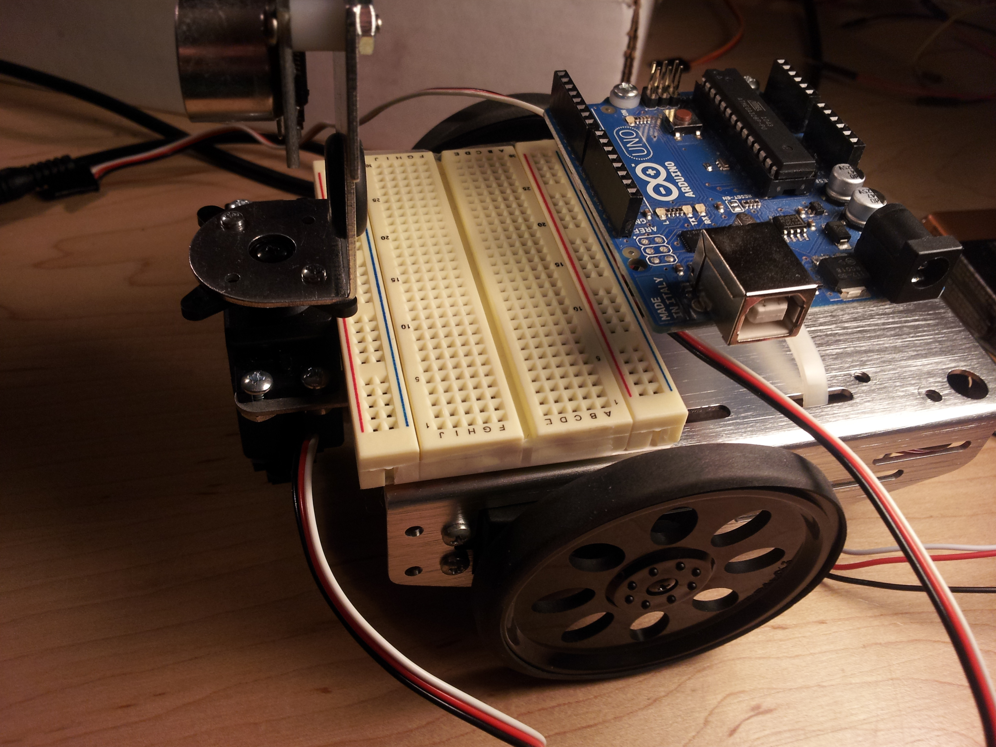 Picture of Breadboard