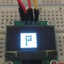 Utiliser un écran OLED 124x68 sur Arduino